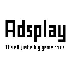 Megacorp logo Adsplay