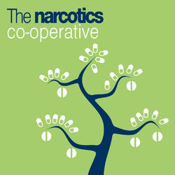 Megacorp logo The Narcotics Cooperative