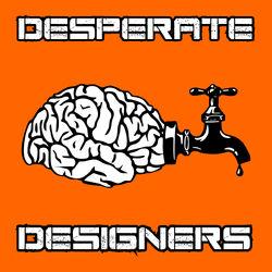 Megacorp logo Desperate Designers