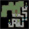 Sewers 2 pins