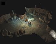 Betancuria Castle, Caverns, Cold Storage
