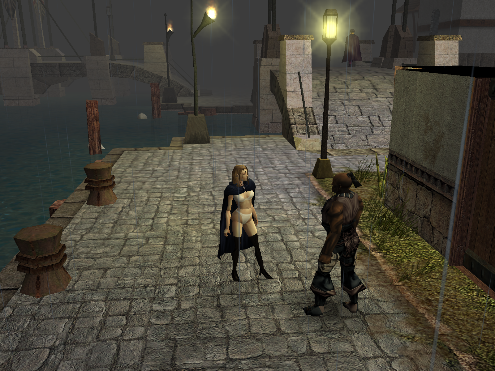 Neverwinter how to dance