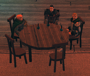 Lefur Beltiamen, Donan Davis, and Lorico Wetter