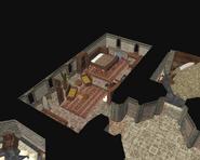 Betancuria Castle, Upper Floors, Shira