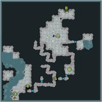Icy Cavern 2 pins