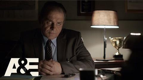 Damien- Inside the Episode- The Devil You Know (S1, E9) - A&E