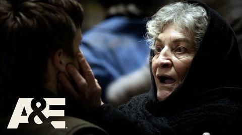 Damien- Inside the Episode- The Beast Rises (S1, E1) - A&E