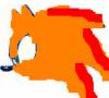 Orangus The Hedgehog