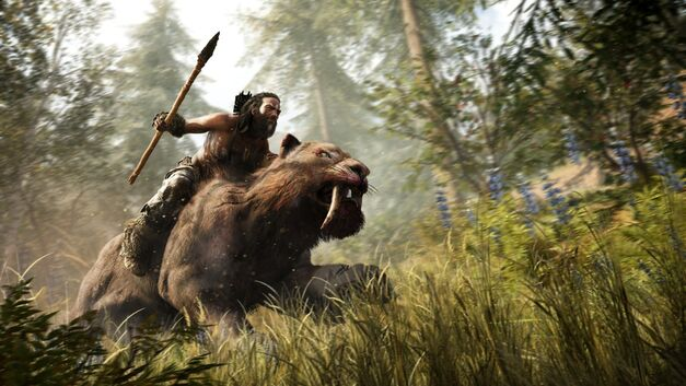 A trip to the past made Far Cry Primal stand out.
