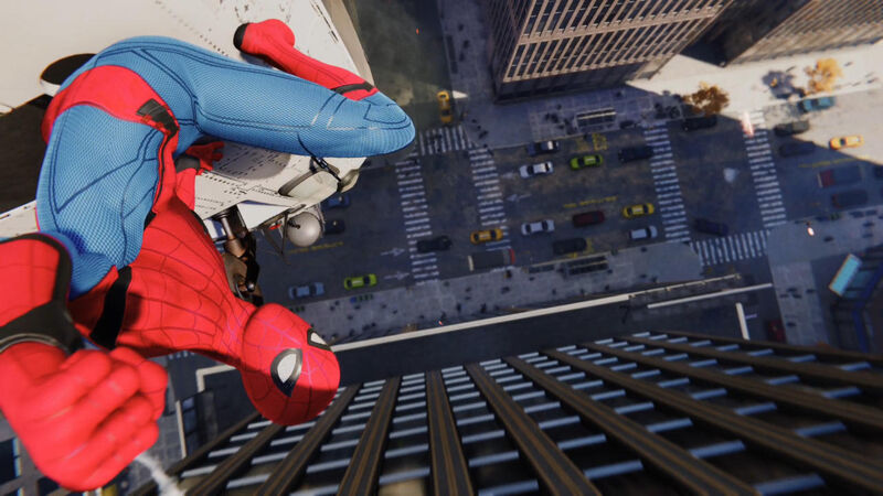 All of 'Marvel's Spider-Man' DLC is Set in Manhattan | FANDOM
