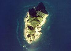 Kogaja-Jima Island Aerial Photograph