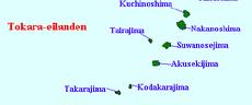 Tokara-eilanden