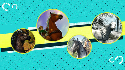 Just Say Neigh: The Problem with Video Game Horses