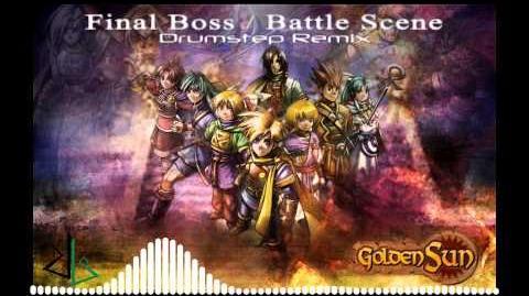 Golden Sun The Lost Age - Battle Scene Final Boss - Drumstep dj-Jo Remix