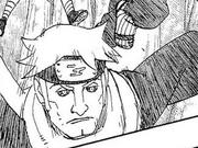 Unknown Kumo Ninja