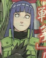 Hinata at the war