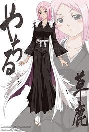 Yachiru haruno