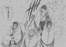 Kiba and his group 2
