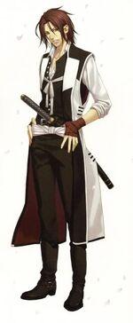 Vanguard samurai