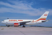 Canada 3000 Airlines Airbus A310-304; C-GRYV, August 2001