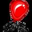 Cherry bballoon4353