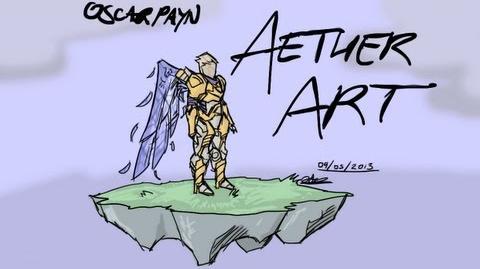 OscarPayn~ Angel Concept for the Aether Mod