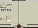 Book of Lore