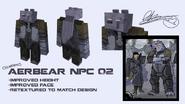 Bear model by ozzar0th-d68hd3h