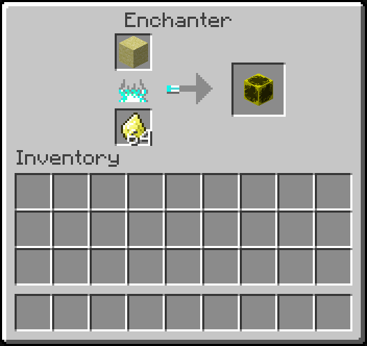 Image - Quicksoil glass being enchanted.png | The Aether ...