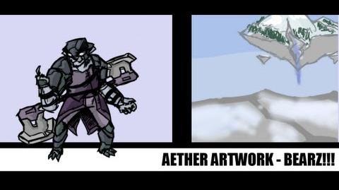 Aether Art with ozzAR0th - BEARS!