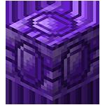 Display Zanite Block