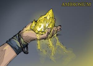 Ambrosium concept art