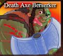 Death Axe Berserker