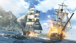 Naval battle ACIV