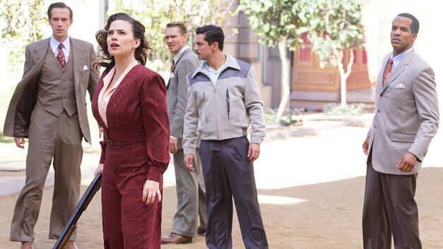 Agent Carter - Hollywood Ending