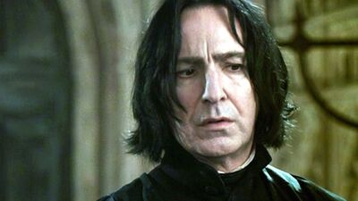 J.K. Rowling Apologized for Snape's Death, but She Shouldn't Have