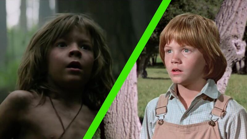 petes dragon then and now - Cast Of Petes Christmas