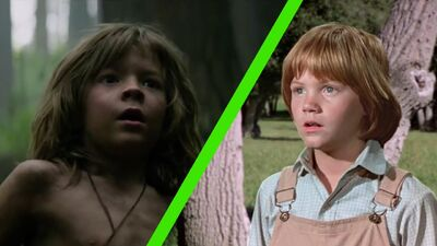 'Pete's Dragon': Then and Now