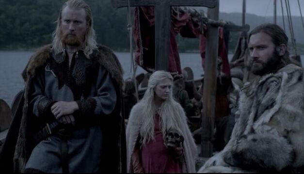 Vikings Jarl Borg, Torvi, Rollo