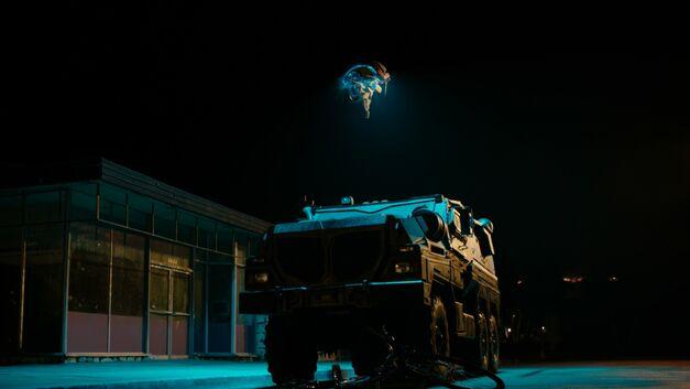 Colony-tank-drones