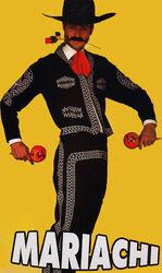 Mariachi-poster