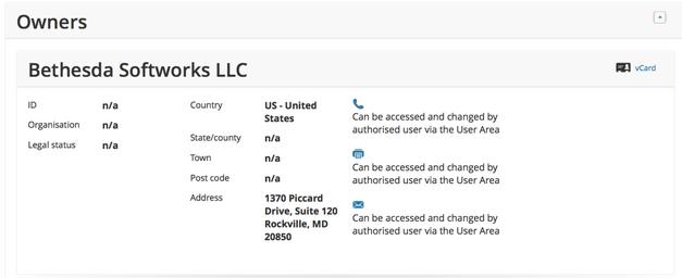 legitimate trademark registration