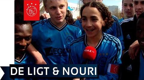 De mooie jeugd van De Ligt en Nouri
