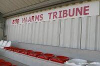 Bob Haarms tribune