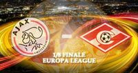 Ajax - Spartak Moskou