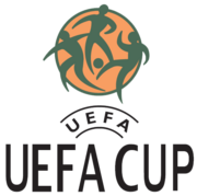 Oude UEFA Cup logo