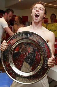 Eriksen kampioen