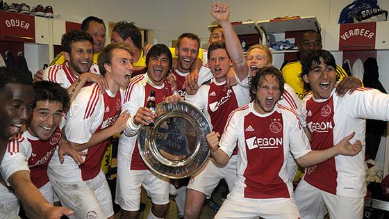 Landskampioen 2011