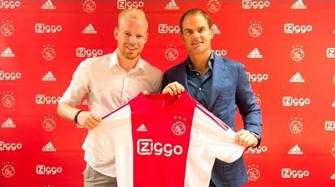 Klaassen nog niet klaar bij Ajax