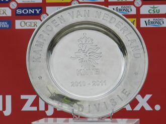 Kampioensschaal 2011